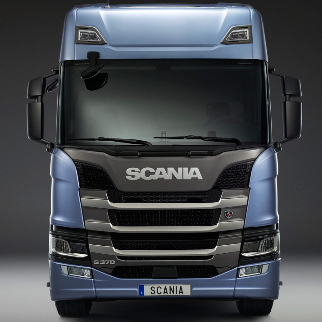SCANIA NEW SERIEs